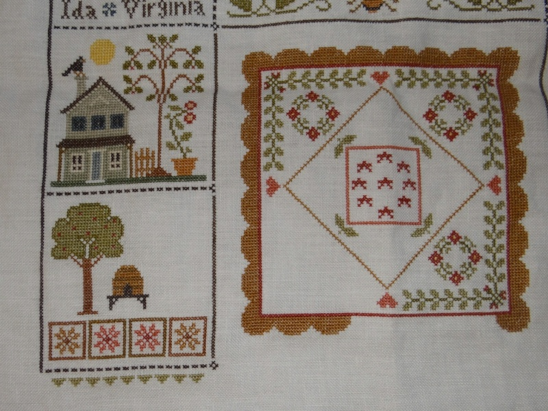 Orchard Valley Quilting Bee de LHN suite le 30 Octobre - Page 39 Dsc02947