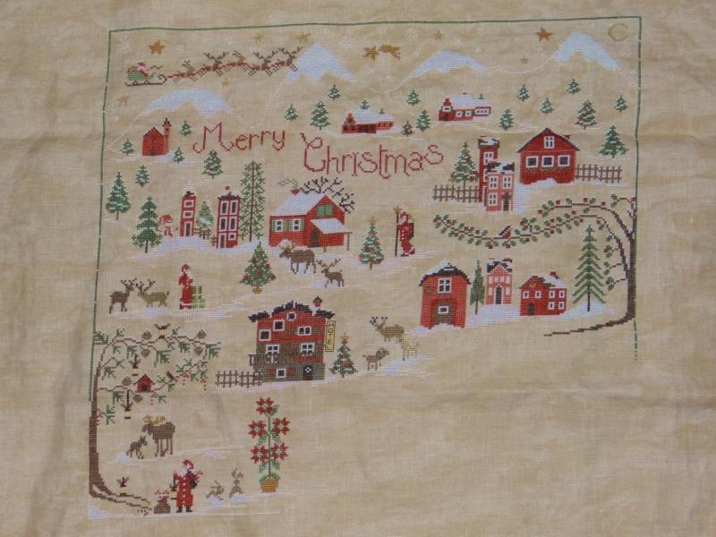 SAL Christmas Village - Sara Guermani - 15 JANVIER 2015 - DERNIER OBJECTIF !!! - Page 21 Dsc05712
