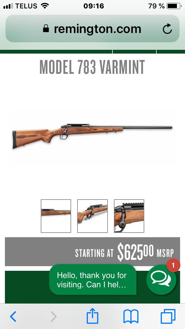 Remington 783 - Page 2 6454f910