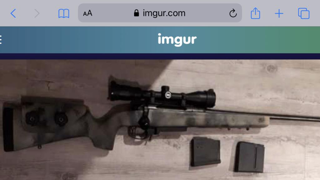 783 remington 300wm crosse Boyds Pro Varmint et canon  Ac798e10