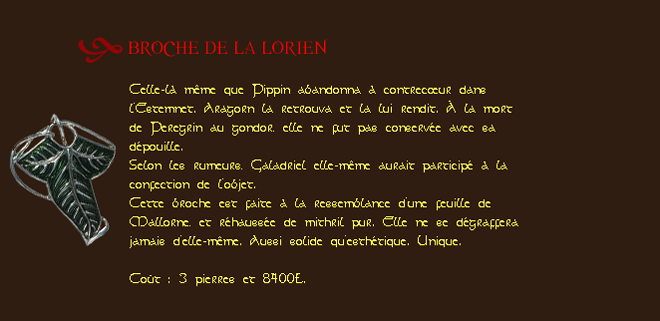 Les Caves D'or Broche10