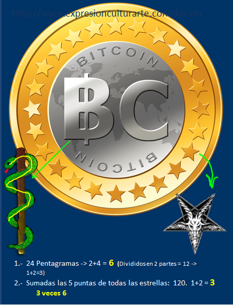 BILLETES DE DIVERSOS PAÍSES - Página 5 Bitcoi10