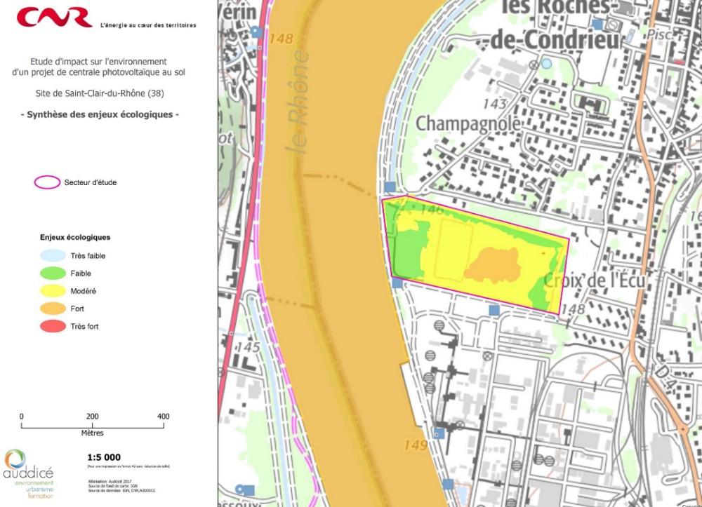 Etude d'impact Saint Clair du Rhône Rcu0310