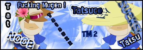 [Récapitulatif] Plein de chose de JoL ... Tatsuc10