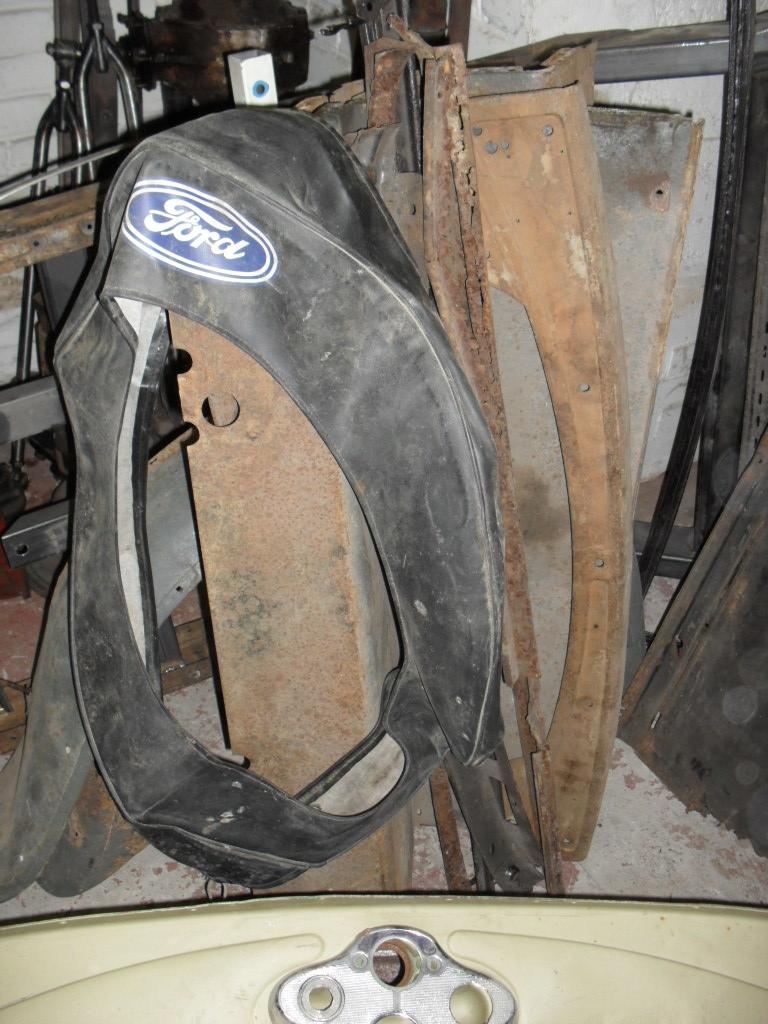 Lot de pièces pour Ford A 30/31 VENDU Photo_51