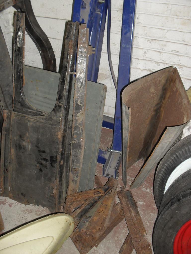 Lot de pièces pour Ford A 30/31 VENDU Photo_52