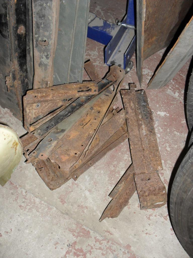 Lot de pièces pour Ford A 30/31 VENDU Photo_53