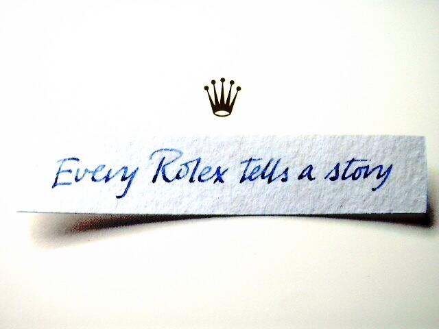 "Milgauss - ""Every Rolex tells a story"": Milgauss 116400 inside Rolex210"