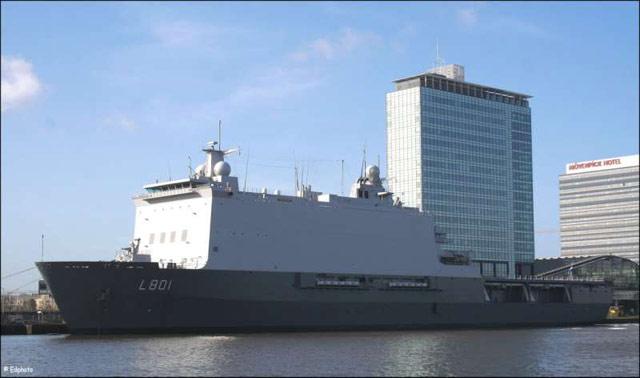 Amfibische transportschepen - Landing Platform Dock 37291210