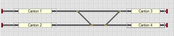 Trajet pour automatiser une gare cachée à 6 voies... Itiner10