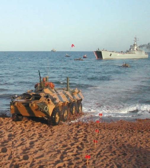 القوات البرية الجزائرية  Sans_t13