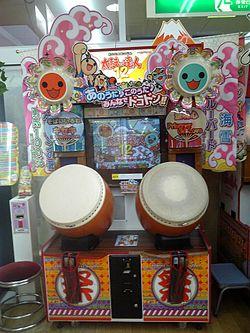 [Jeux video] Taiko no tatsujin 250px-10
