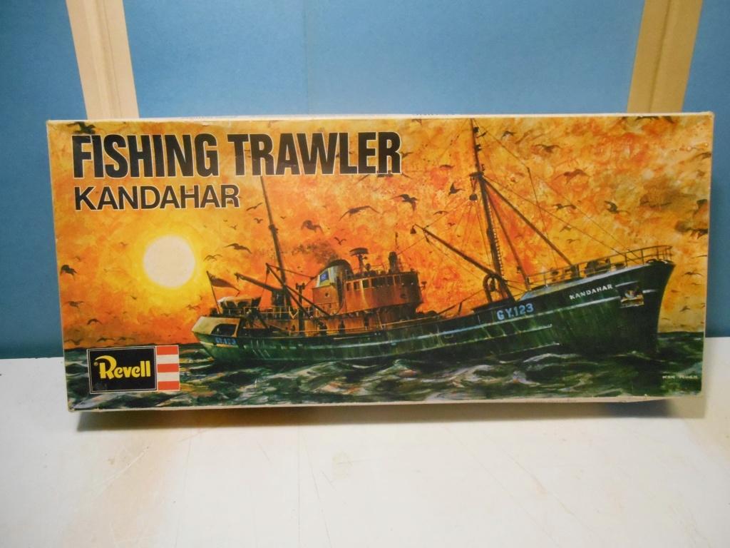 Pour m'amuser... Chalutier Kandahar - Revell - Echelle1/142 40-cha18