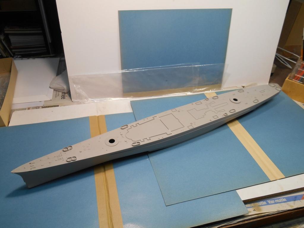 USS Hawaii CB-3 - Hobby Boss - 1/350e  40-haw10