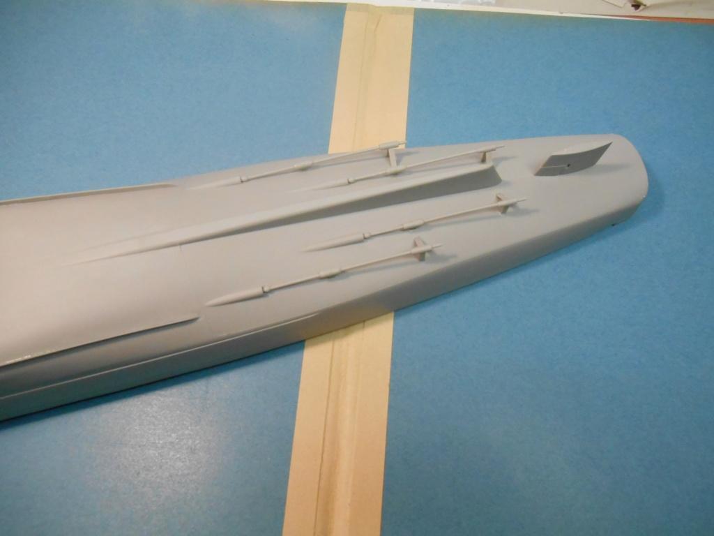 USS Hawaii CB-3 - Hobby Boss - 1/350e  40-haw14