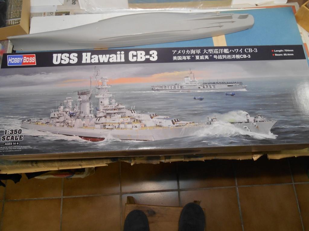 USS Hawaii CB-3 - Hobby Boss - 1/350e  40-haw15