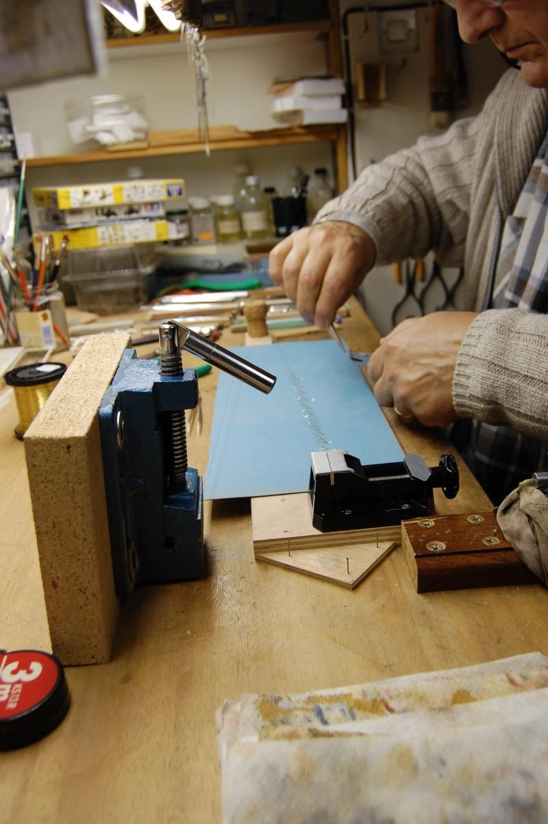 Ma méthode de fabrication du barbelé. Fabric10