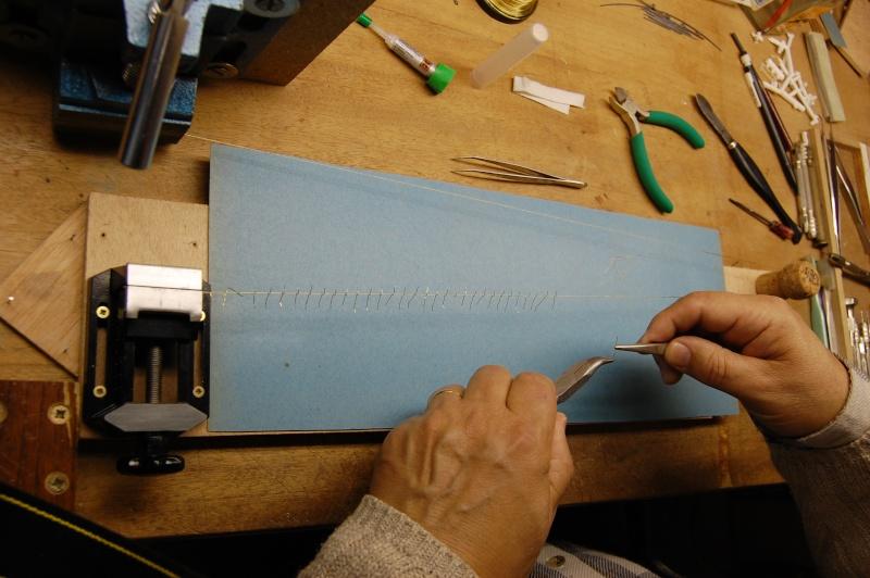 Ma méthode de fabrication du barbelé. Fabric11
