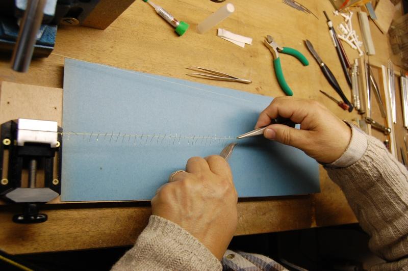 Ma méthode de fabrication du barbelé. Fabric13