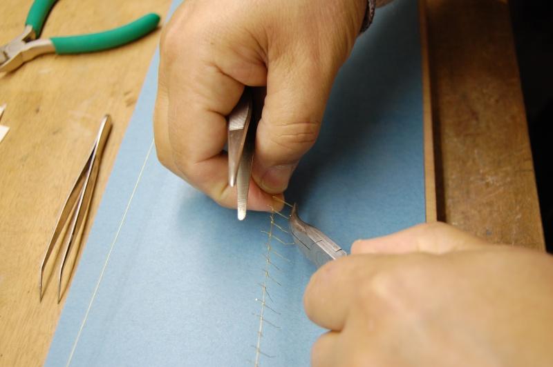 Ma méthode de fabrication du barbelé. Fabric15