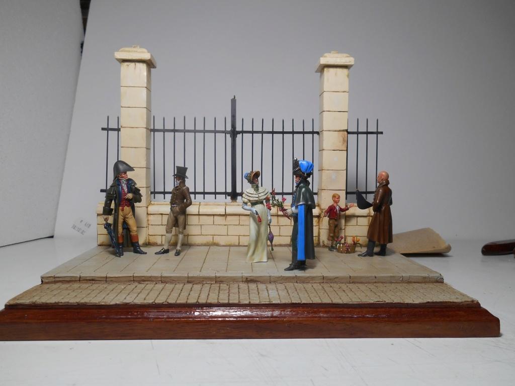 A deux, c'est mieux... Figurines Metal Model 1/35e  et une Historex - un peu de scratch  R-fleu15
