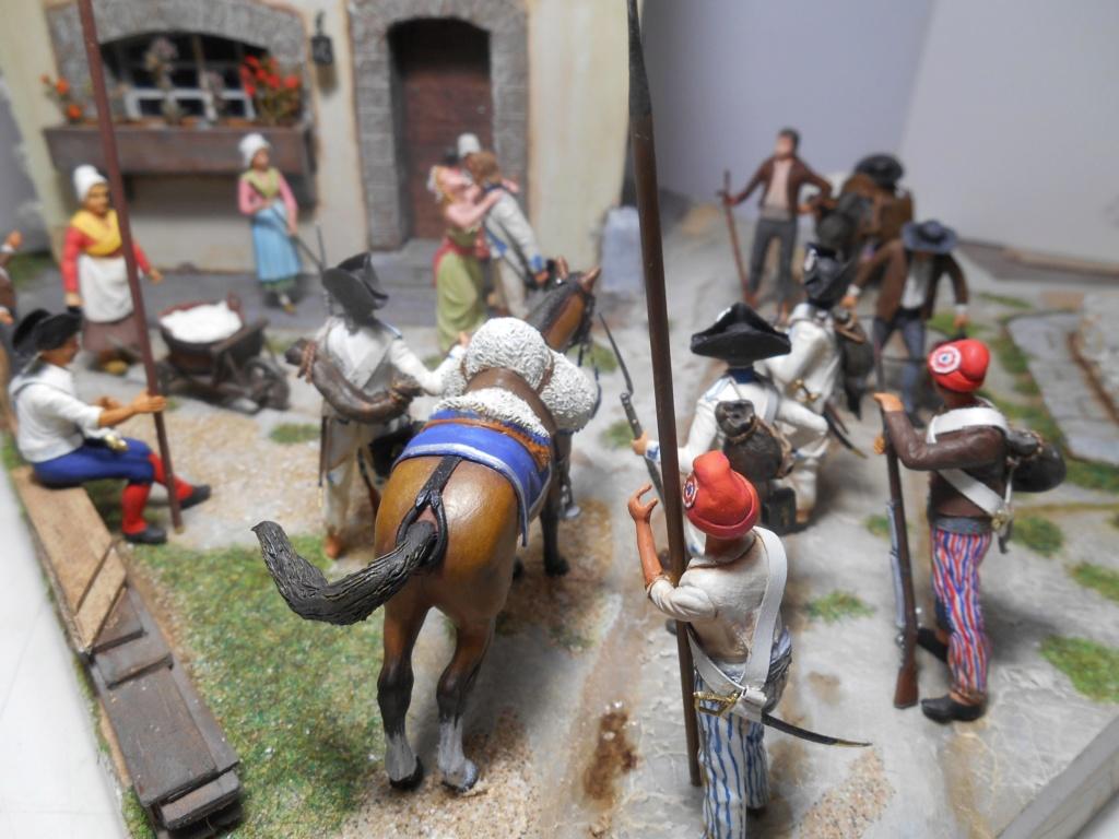 """""""Adieu, mon amour, reviens vite!""""-Figurines HISTOREX, NEMROD, CE CHER PASSE- 1/32e et 1/35e - Décor scratch intégral R-les_16"""