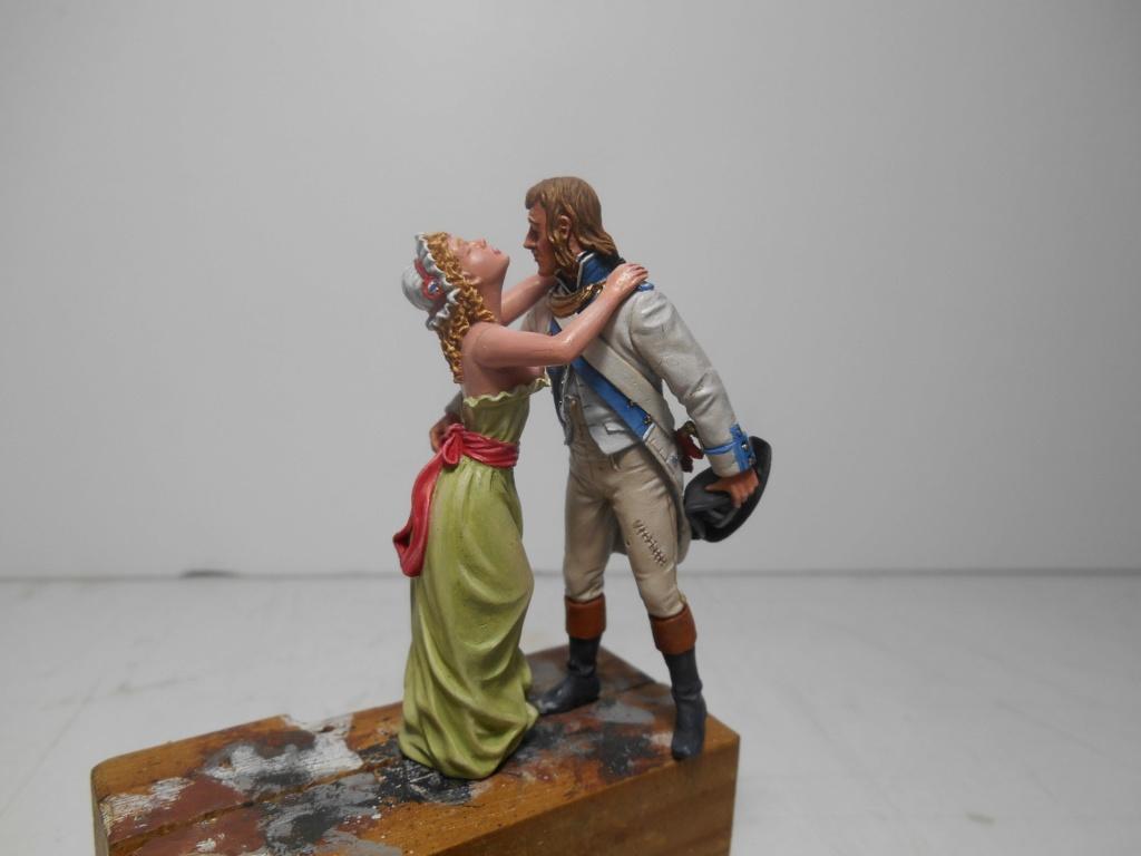 """""""Adieu, mon amour, reviens vite!""""-Figurines HISTOREX, NEMROD, CE CHER PASSE- 1/32e et 1/35e - Décor scratch intégral R-pers16"""