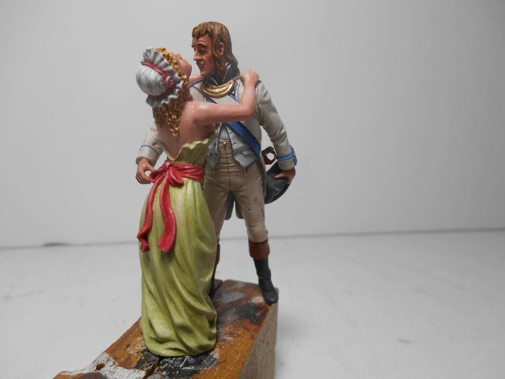 """""""Adieu, mon amour, reviens vite!""""-Figurines HISTOREX, NEMROD, CE CHER PASSE- 1/32e et 1/35e - Décor scratch intégral R-pers17"""