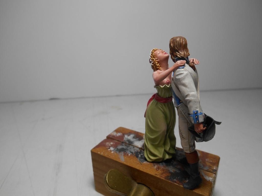 """""""Adieu, mon amour, reviens vite!""""-Figurines HISTOREX, NEMROD, CE CHER PASSE- 1/32e et 1/35e - Décor scratch intégral R-pers22"""