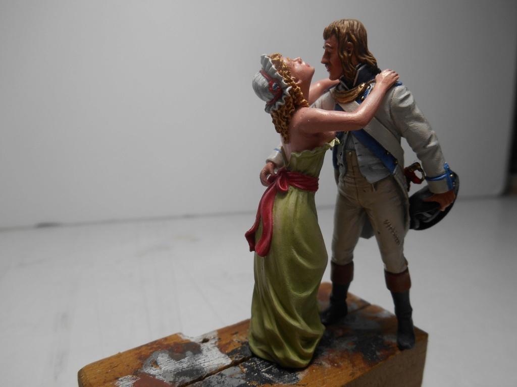 """""""Adieu, mon amour, reviens vite!""""-Figurines HISTOREX, NEMROD, CE CHER PASSE- 1/32e et 1/35e - Décor scratch intégral R-pers23"""