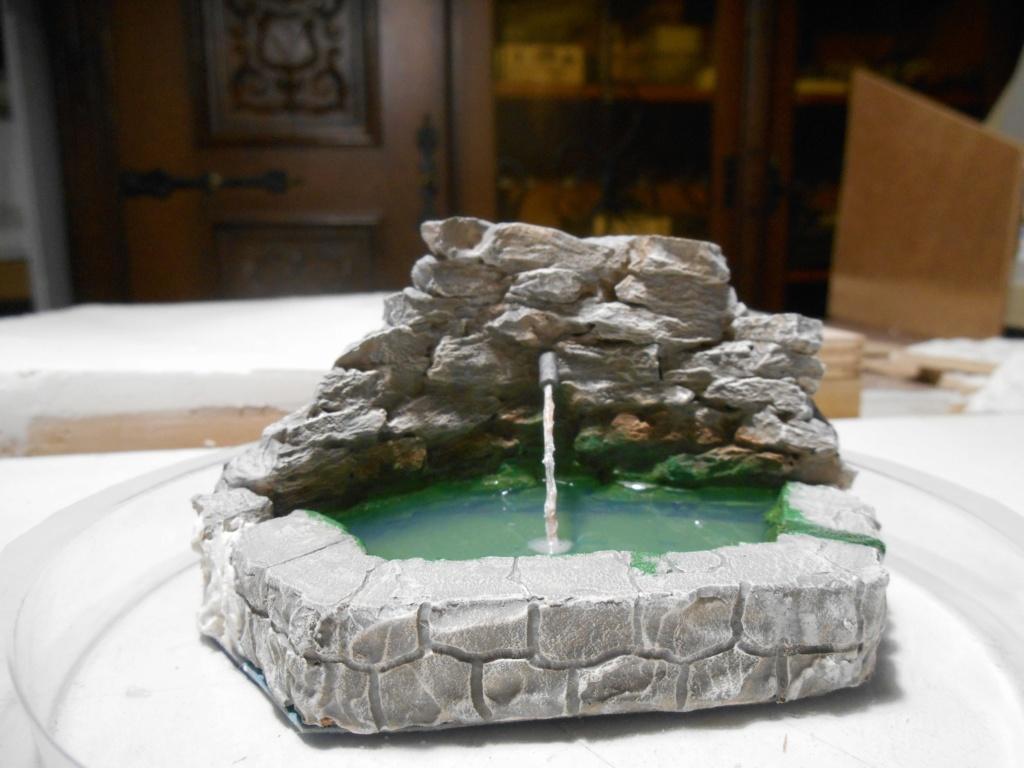 Il était une fois... une fontaine... - Scratch intégral - Evaluation d'échelle 1/32e R40-fo57