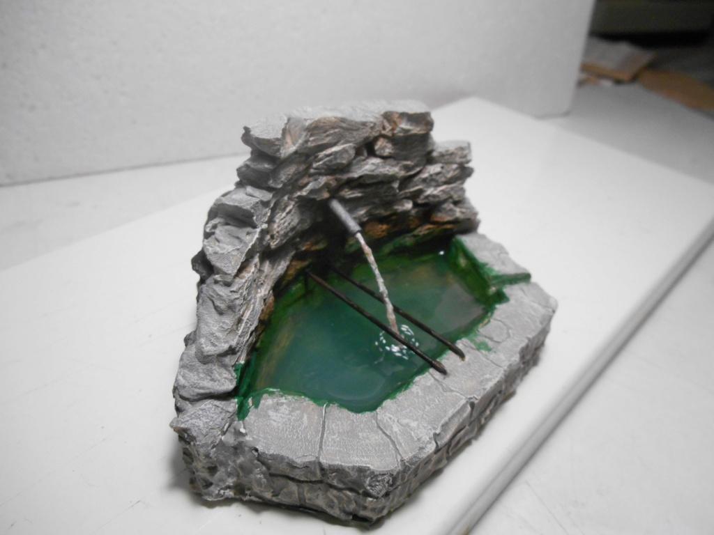 Il était une fois... une fontaine... - Scratch intégral - Evaluation d'échelle 1/32e R40-fo60