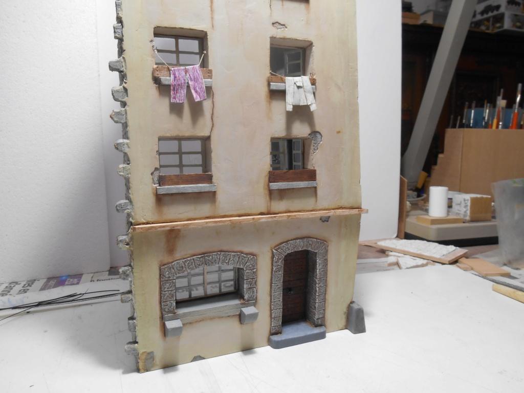 Re: Il était une fois... une maison - Tout scratch - Réalisation sans plan ni cotes au 1/32e R40-ma16