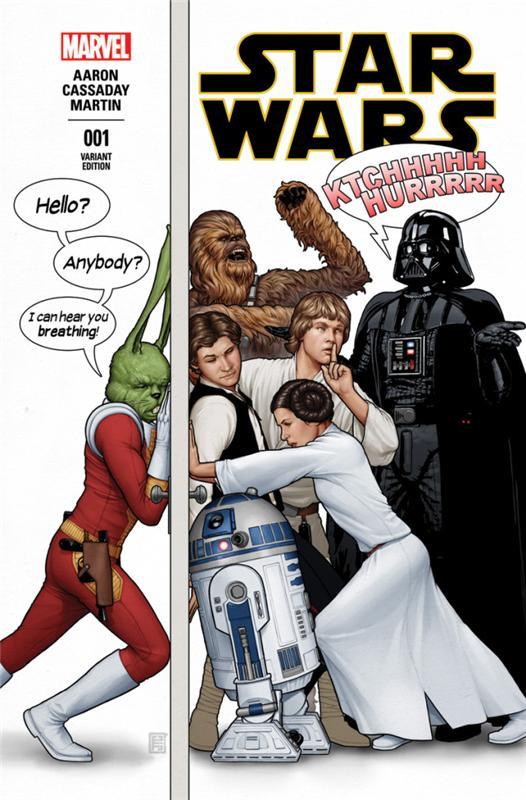 Marvel Comics US - Star Wars  Create10