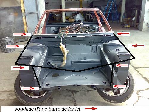 Fiat X1 9 Dallara Replica Page 2