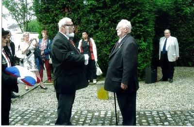 Remise de l'ordre national du Mérite à M Eugène JUPIN Jupin_13