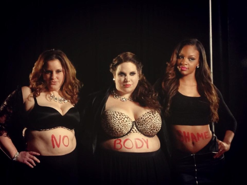 No body shame campaign No_bod10