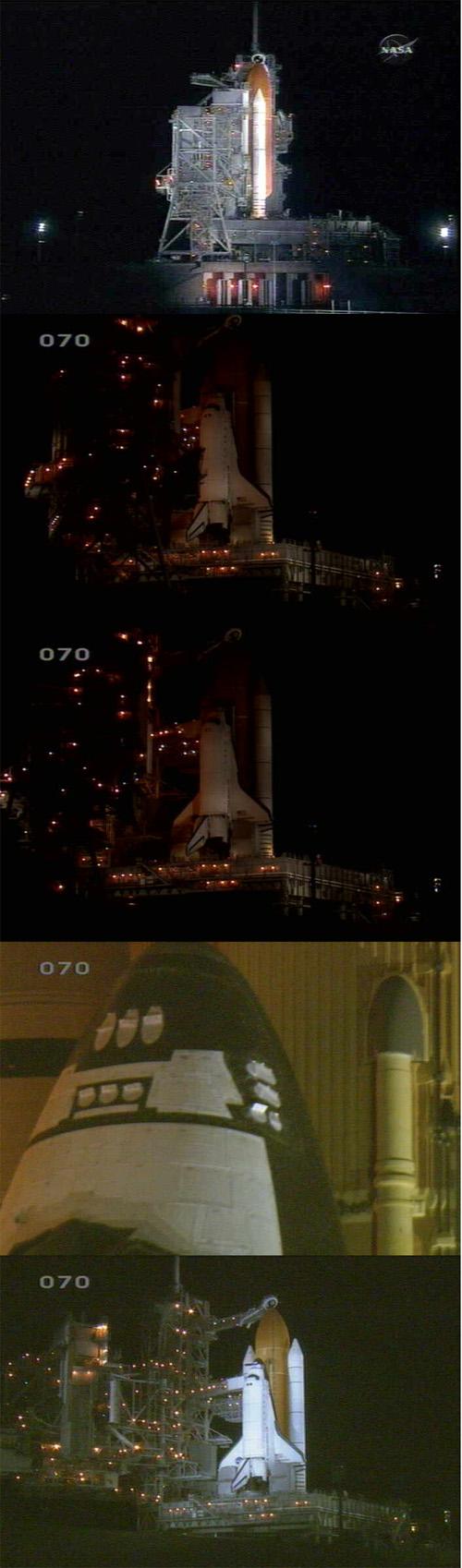 [STS-126] Endeavour : préparatifs (lancement le 14/11/2008) - Page 3 Temp111