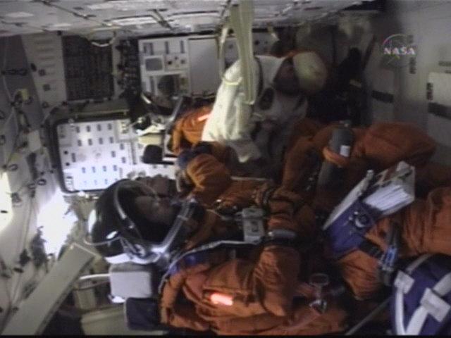 [STS126-Endeavour] Le lancement Temp112