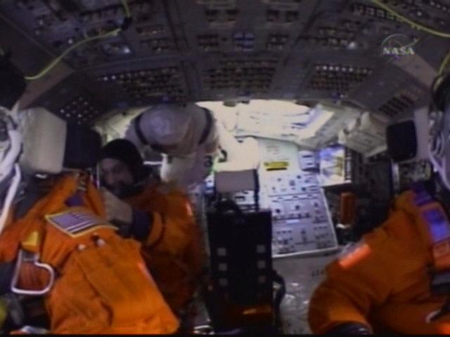 [STS126-Endeavour] Le lancement Temp212