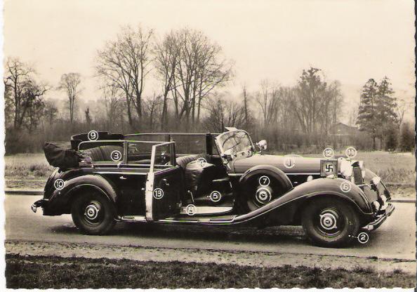 Une limousine allemande hors quota Voitur10