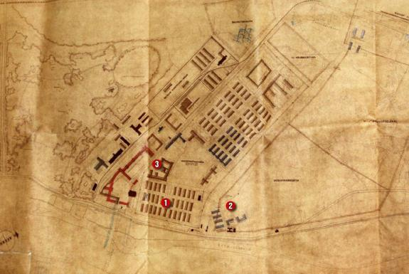Des plans de constructions originaux d'Auschwitz retrouvés H_4_il10