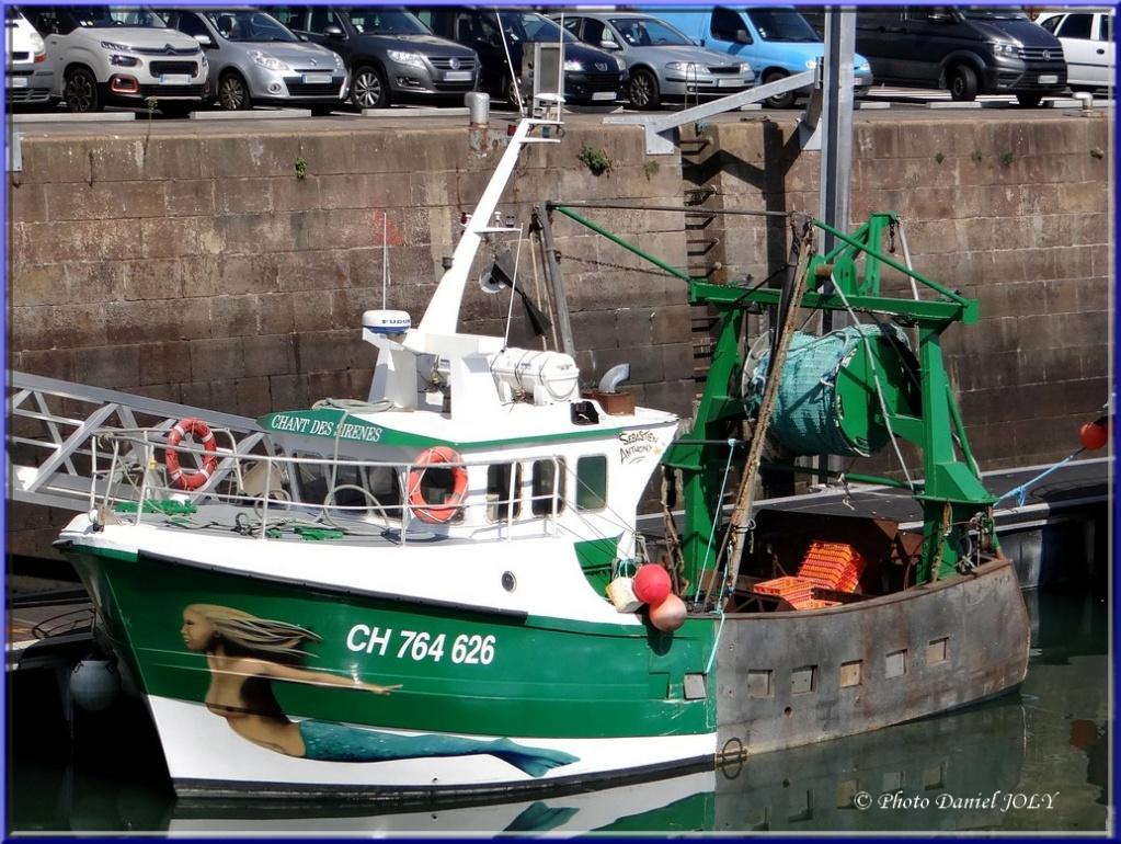[VIE DES PORTS] Quelques bateaux de pêche (sur nos côtes Françaises) - Page 8 Chant_10