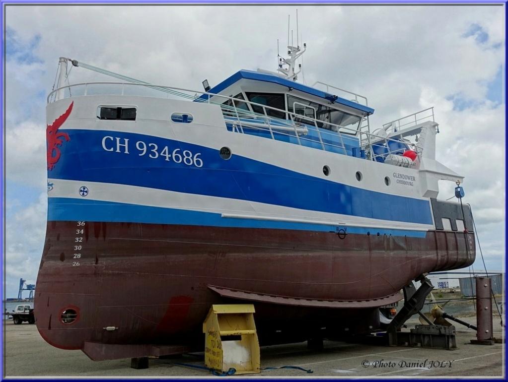 [VIE DES PORTS] Quelques bateaux de pêche (sur nos côtes Françaises) - Page 7 Glendo10