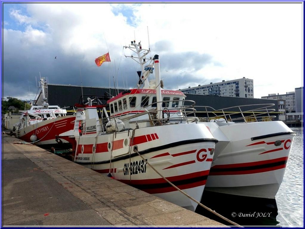 [VIE DES PORTS] Quelques bateaux de pêche (sur nos côtes Françaises) - Page 7 Le_mil10