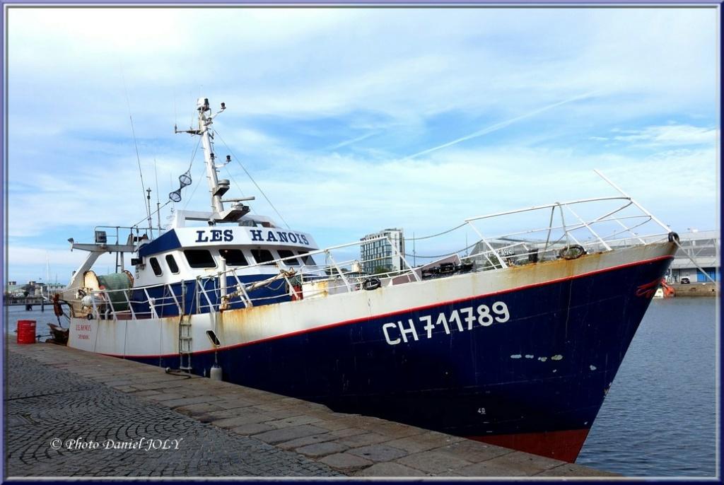 [VIE DES PORTS] Quelques bateaux de pêche (sur nos côtes Françaises) - Page 7 Les_ha10