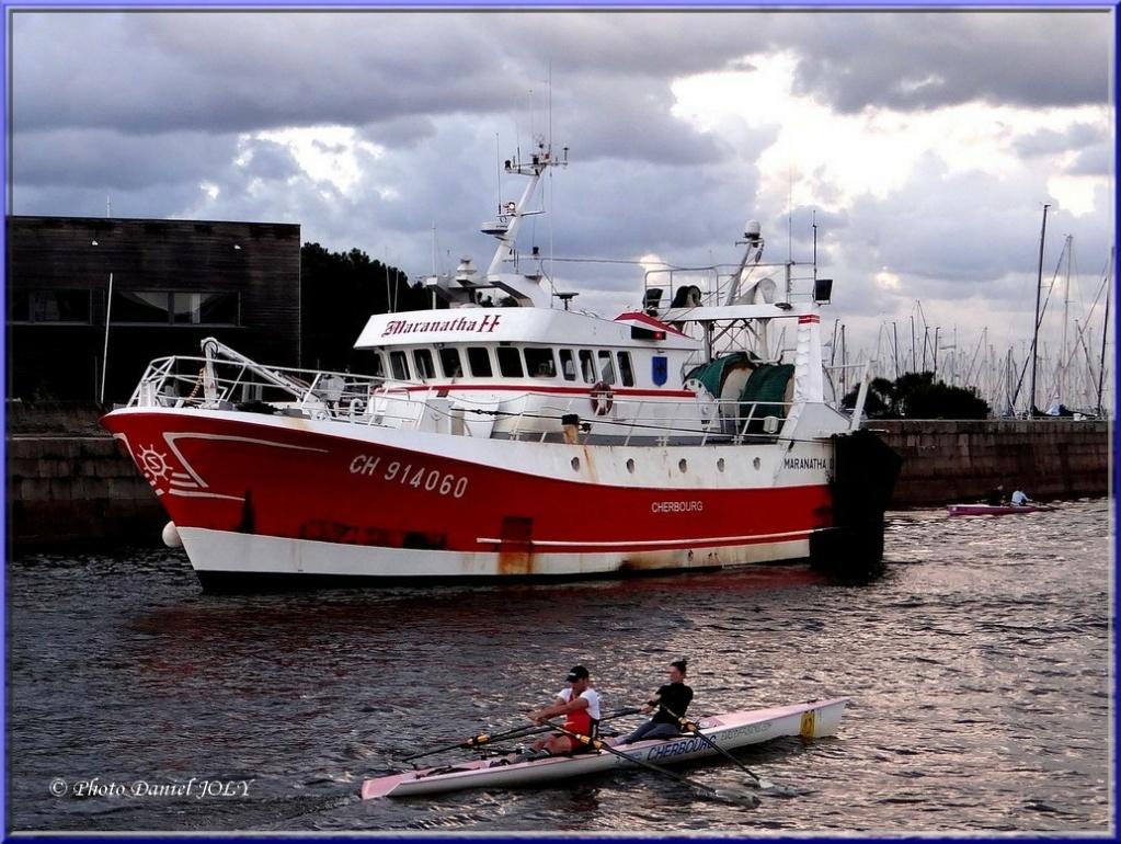 [VIE DES PORTS] Quelques bateaux de pêche (sur nos côtes Françaises) - Page 7 Marana11