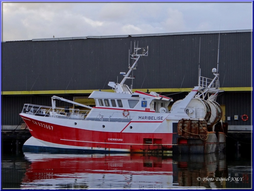[VIE DES PORTS] Quelques bateaux de pêche (sur nos côtes Françaises) - Page 7 Maribe10