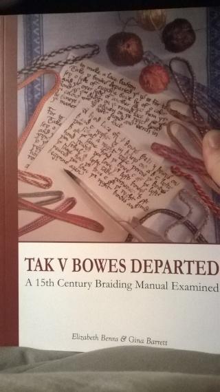 [livre] Tak v bowes departed ou 40 manières de faire des lacets Book11