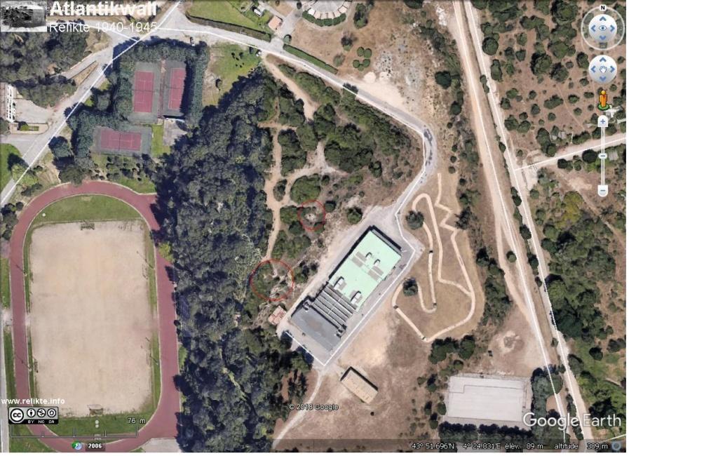 Bunker commandement d'aérodrome : Nîmes - Courbessac (30) - Page 2 Nimes-11